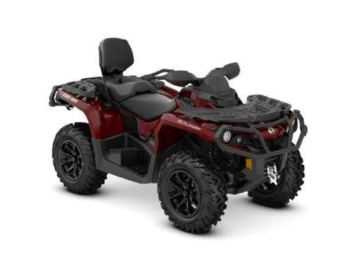 2019 Can-Am 2019 OUTLANDER MAX XT 650 RED SKU # 2SKD ATV For Sale