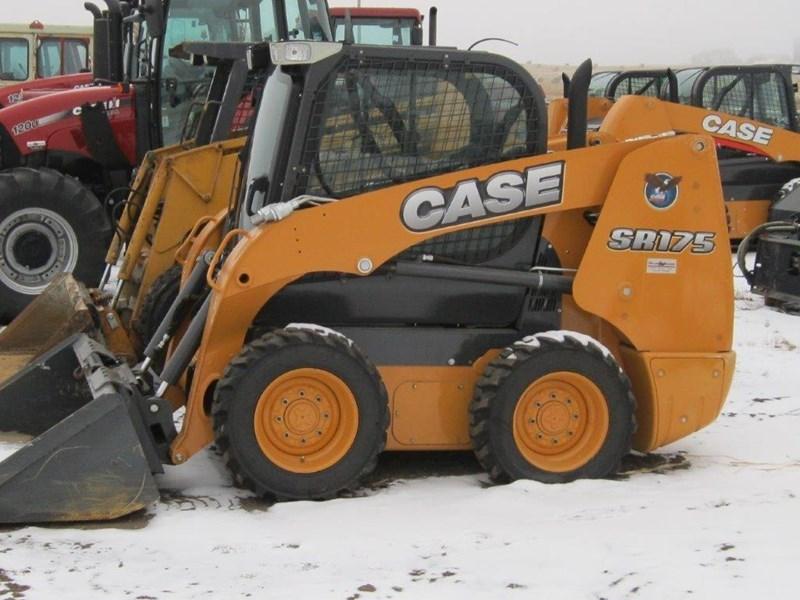 2013 Case SR175 Skid Steer For Sale