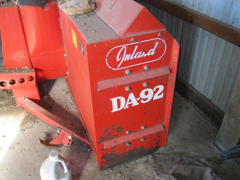 Inland DA-92 Snow Blower For Sale