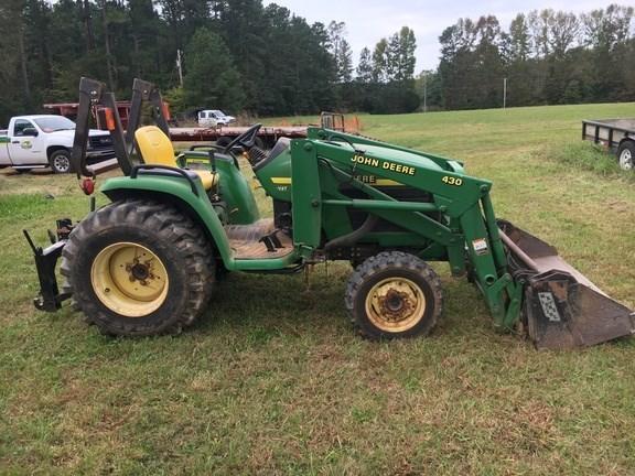 2001 John Deere 4400 Tractor For Sale