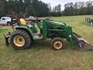 Tractor For Sale:  2001 John Deere 4400 , 35 HP