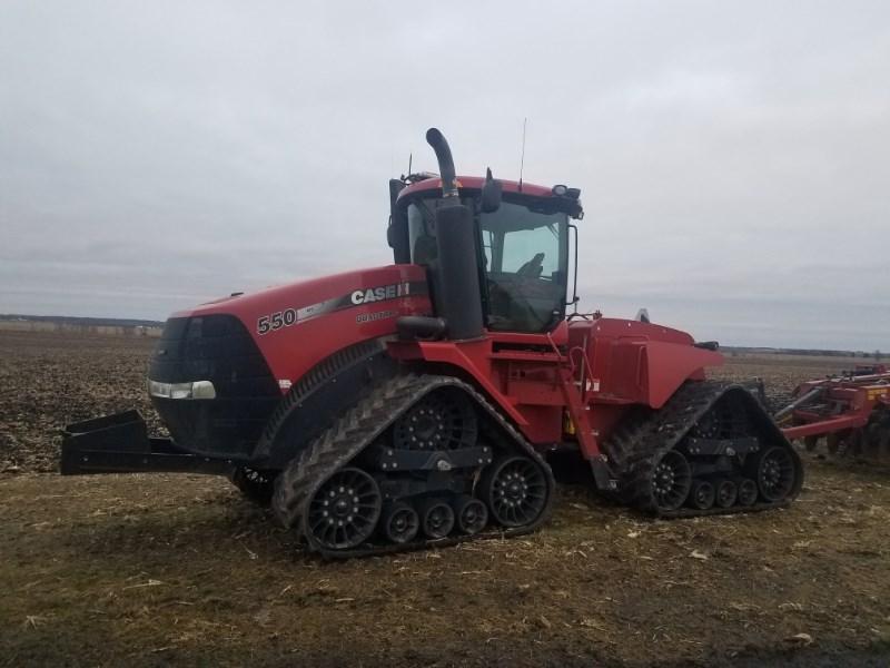 2013 Case IH STEIGER 550 Tractor For Sale