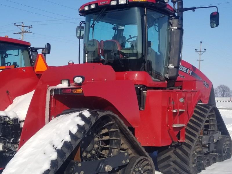 2013 Case IH STEIGER 600 Tractor For Sale