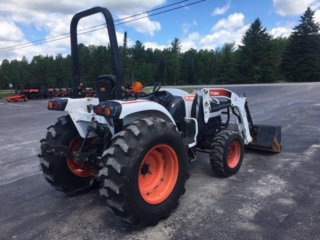 Photos of 2010 Bobcat CT450 Tractor For Sale » Alanson, Williamsburg