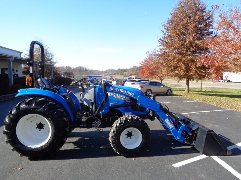 2018 New Holland Boomer 45 Tractor For Sale