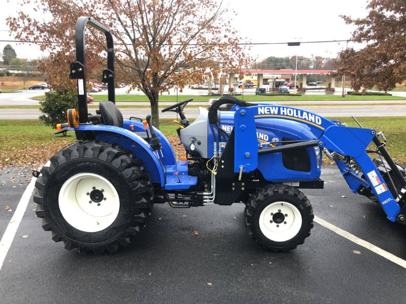 2017 New Holland Workmaster 40 Tractor For Sale