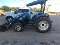 Tractor For Sale:  New Holland TC45