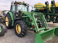 Tractor For Sale 2008 John Deere 6330 Premium , 105 HP