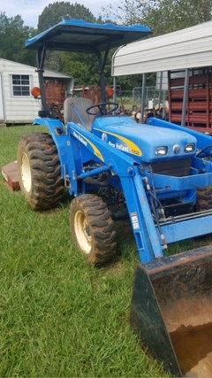Tractor For Sale 2008 New Holland T1520 , 30 HP