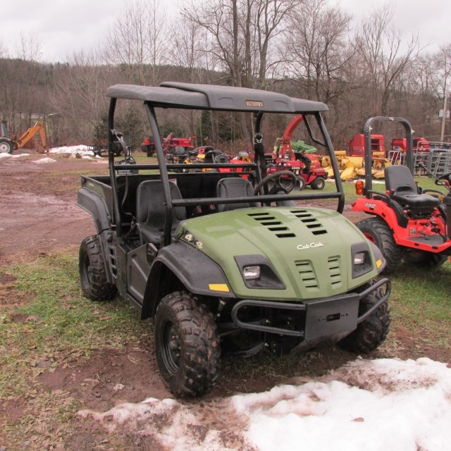 2011 Cub Cadet Volunteer Utility Vehicle For Sale