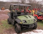 Utility Vehicle For Sale: 2011 Cub Cadet Volunteer