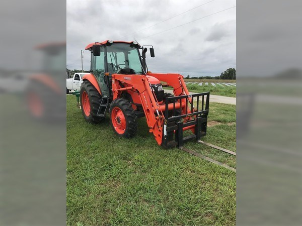2015 Kubota M7060HDC Tractor For Sale
