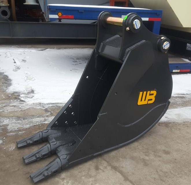 2018 Werk-Brau PC240GP24 Excavator Bucket For Sale
