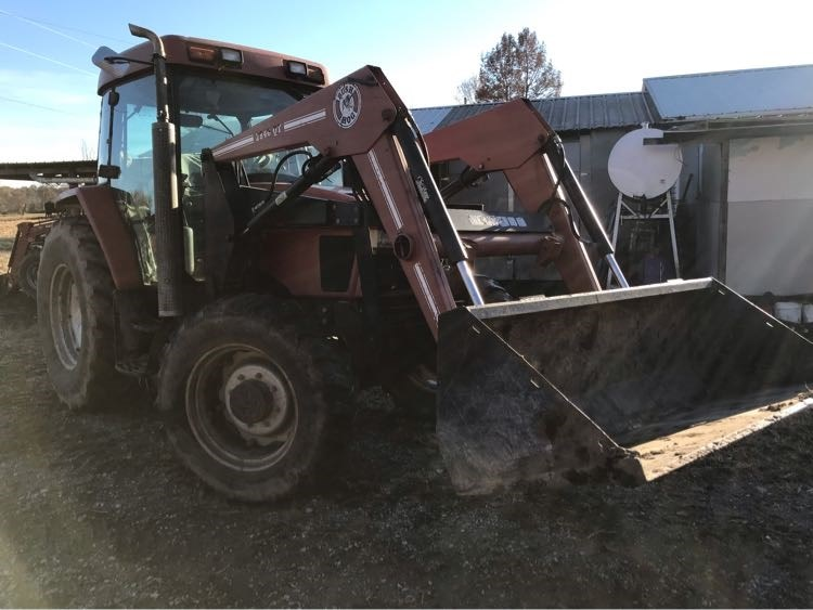 1998 Case IH CX80 Tractor For Sale