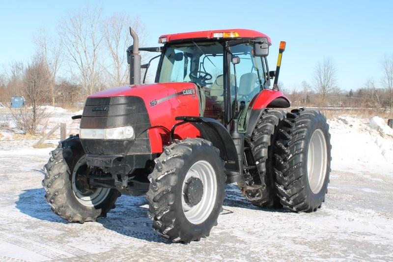 2007 Case IH Puma 165 Tractor For Sale