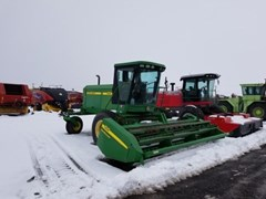 Windrower-Self Propelled For Sale 2004 John Deere 4895 SWATHER