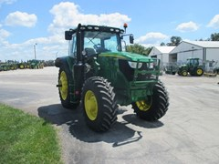 Tractor For Sale 2017 John Deere 6145R , 145 HP