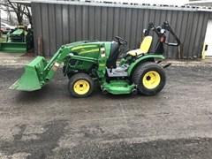 Tractor For Sale 2010 John Deere 2520 , 17 HP
