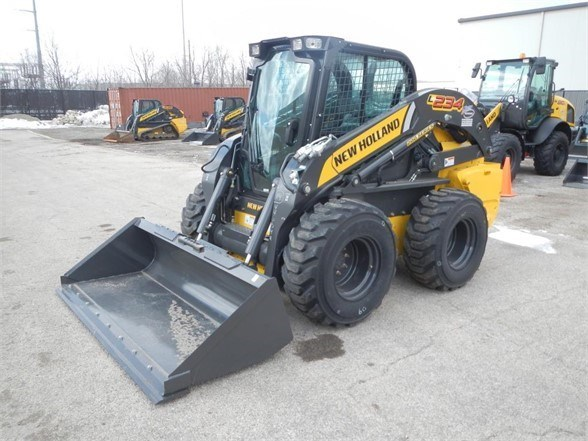 2018 New Holland L234 Skid Steer For Sale