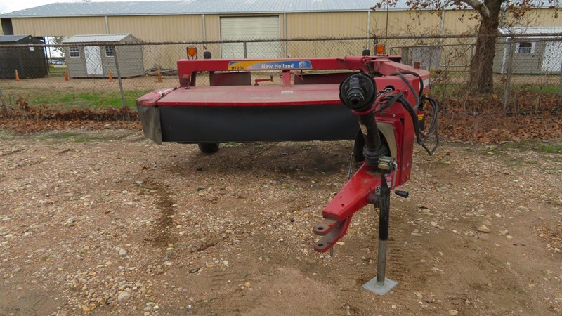 2010 New Holland H7230 Disc Mower For Sale