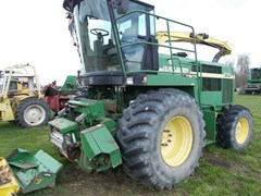 Forage Harvester-Self Propelled For Sale 2002 John Deere 6750