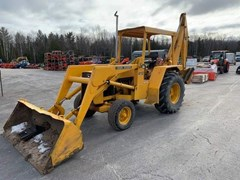 Loader Backhoe For Sale:   John Deere 410D