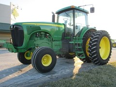 Tractor For Sale 2004 John Deere 8120 , 170 HP