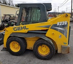 Skid Steer For Sale 2012 Gehl R220 , 72 HP