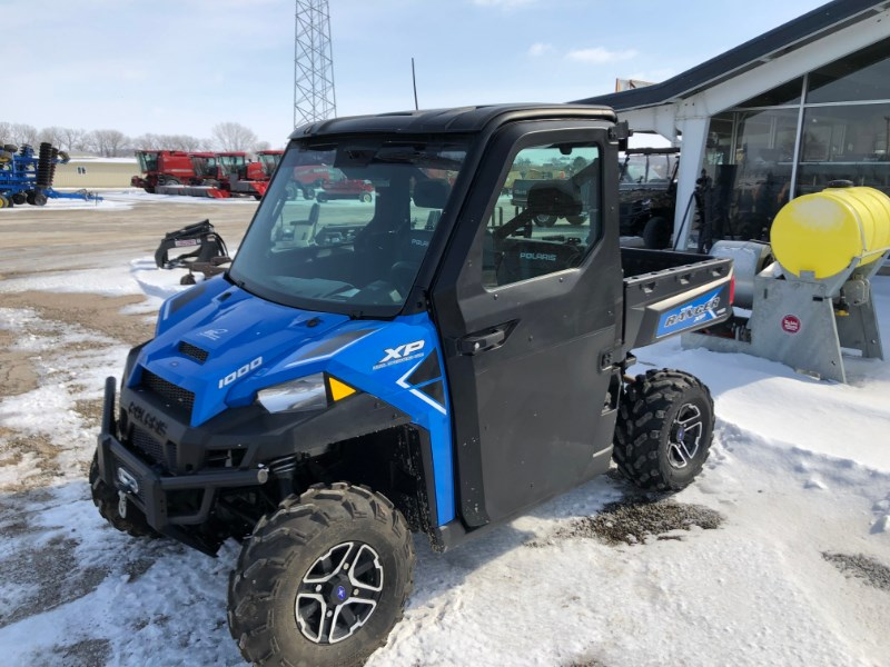 2017 Polaris 1000 Northstar Utility Vehicle For Sale