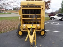 Baler-Round For Sale 1988 Vermeer 504I