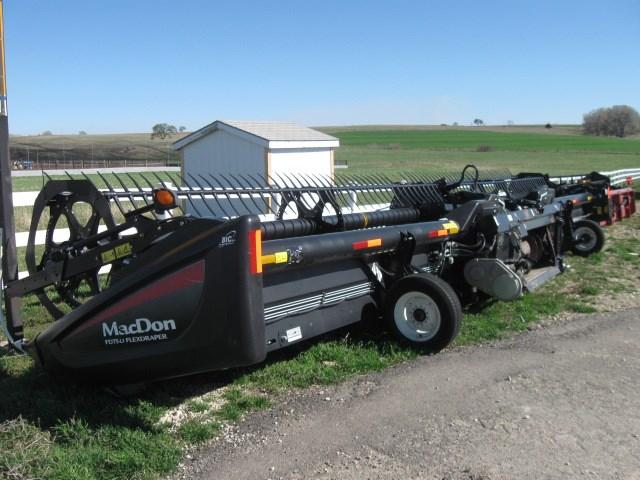2014 MacDon FD-75 40 Header-Draper/Flex For Sale