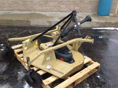 Finishing Mower For Sale:  2006 Land Pride FDR1660