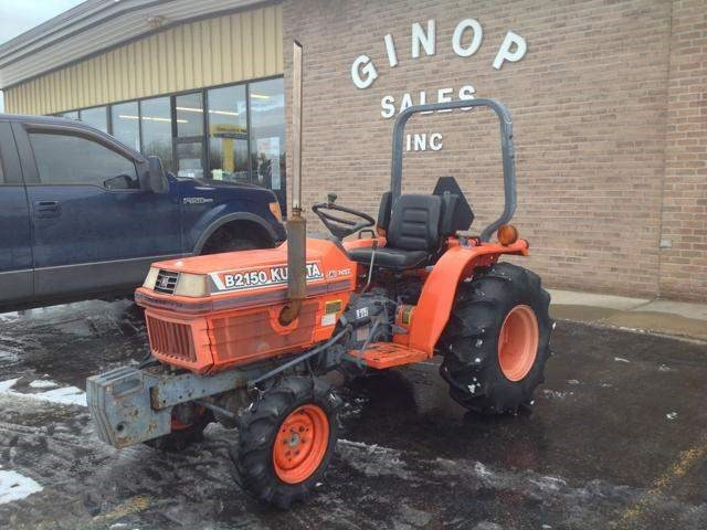 1993 Kubota B2150HSD Tractor For Sale