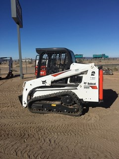 Skid Steer-Track  Bobcat T450 T4