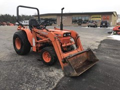 Tractor For Sale:  1987 Kubota B8200HST , 18 HP