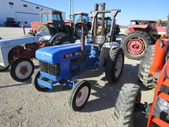 Tractor For Sale 1983 Ford 1510 , 22 HP
