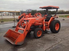 Tractor For Sale:  1998 Kubota L3600GST , 38 HP
