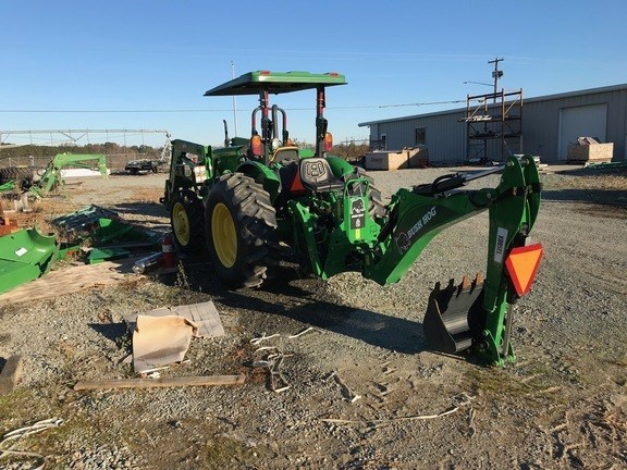 2015 John Deere 5075E Tractor For Sale