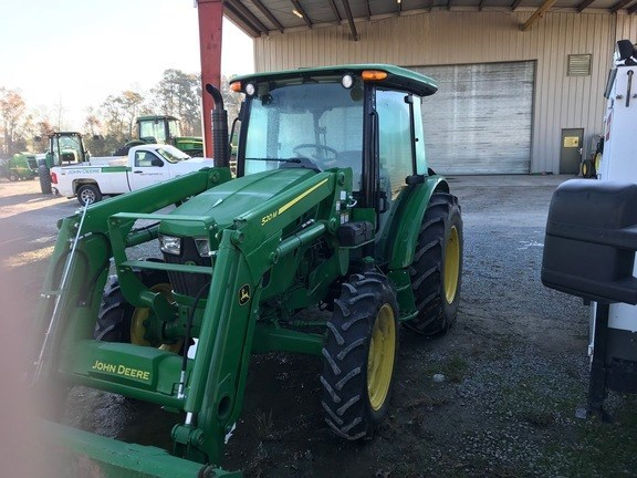 2018 John Deere 5075E Tractor For Sale