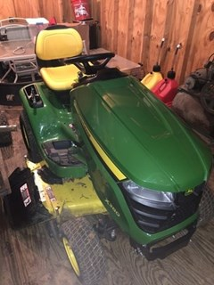 Riding Mower For Sale 2012 John Deere X380 , 22 HP