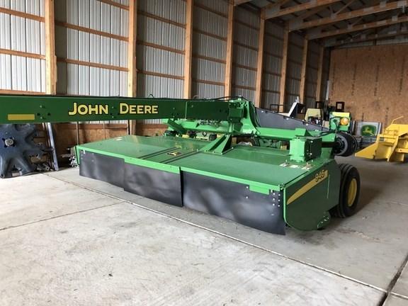 2014 John Deere 946 Mower Conditioner For Sale