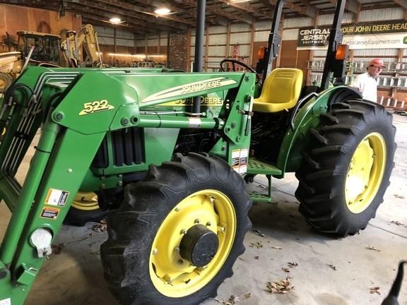 2004 John Deere 5205 Tractor For Sale