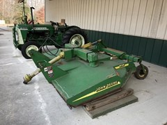 Rotary Cutter For Sale 2001 John Deere MX8