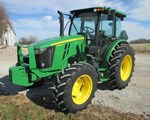 Tractor For Sale2018 John Deere 5100M, 100 HP