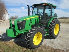 Tractor For Sale 2018 John Deere 5100M , 100 HP