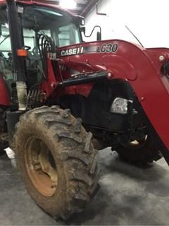 Tractor For Sale 2015 Case IH Farmall 100C , 80 HP