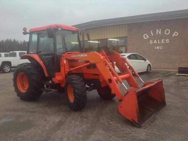 2000 Kubota M5700SDC Tractor For Sale