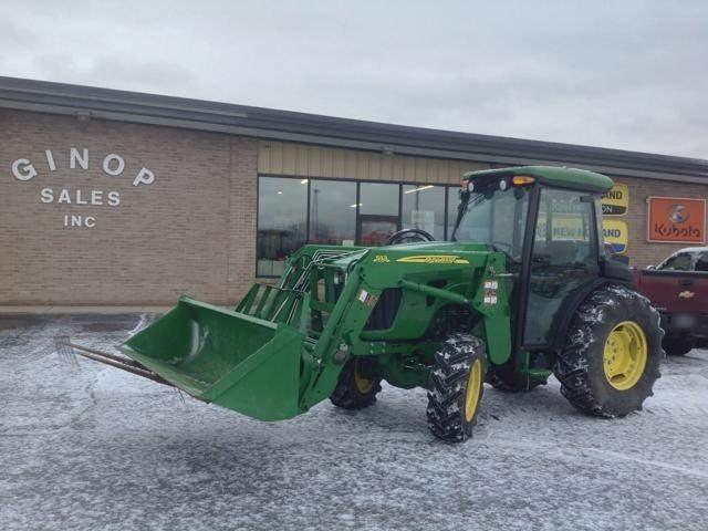 2013 John Deere 5083EN Tractor For Sale