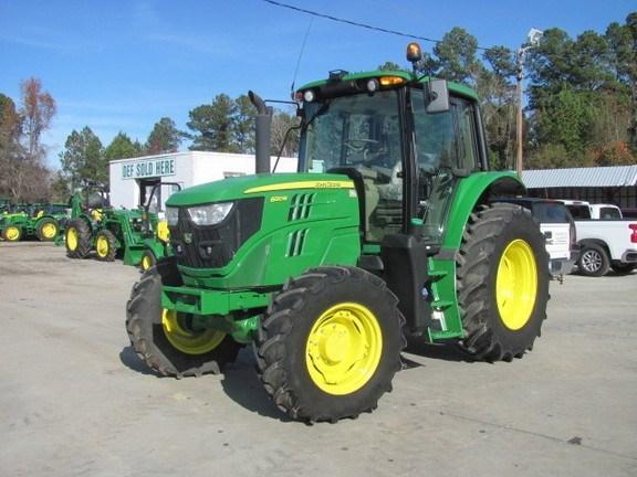 2016 John Deere 6120M Tractor For Sale