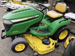 Riding Mower For Sale 2016 John Deere X580 54A